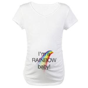 im_a_rainbow_baby_maternity_tshirt