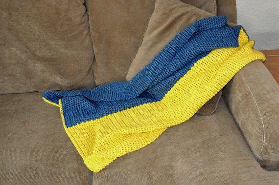 ukrainianflagblanket